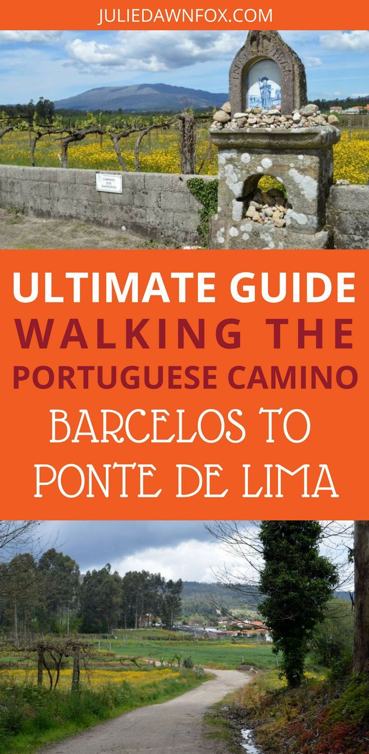 What Is The Central Portuguese Camino De Santiago Like Camino De Santiago Portugal Travel Europe Travel