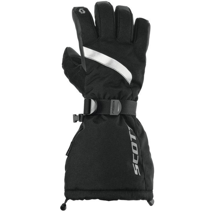 Scott CODY II Gloves (BLK) www.importationsthibault.com