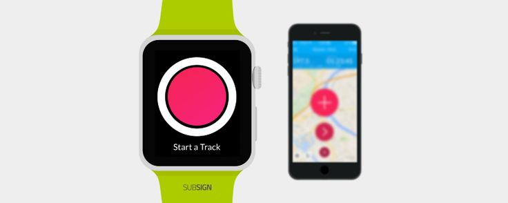 Our new article on Medium.com is all about the #TipsAndTricks of designing an app for a #smartwatch .  #Subsign #design #agency #ux #ui #mobile #apps
