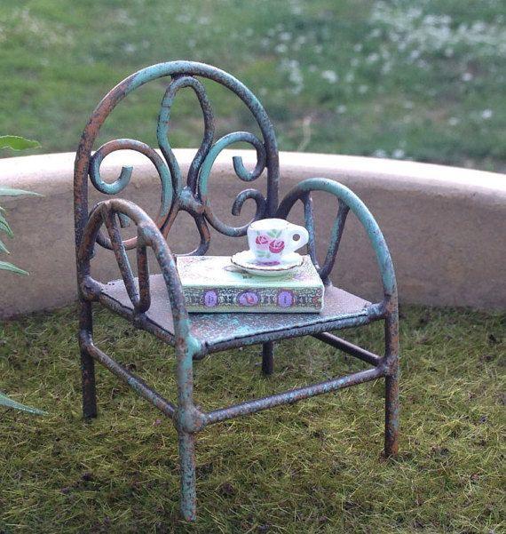 Garden Furniture Apple Pod 355 best fairy garden furniture images on pinterest | fairies