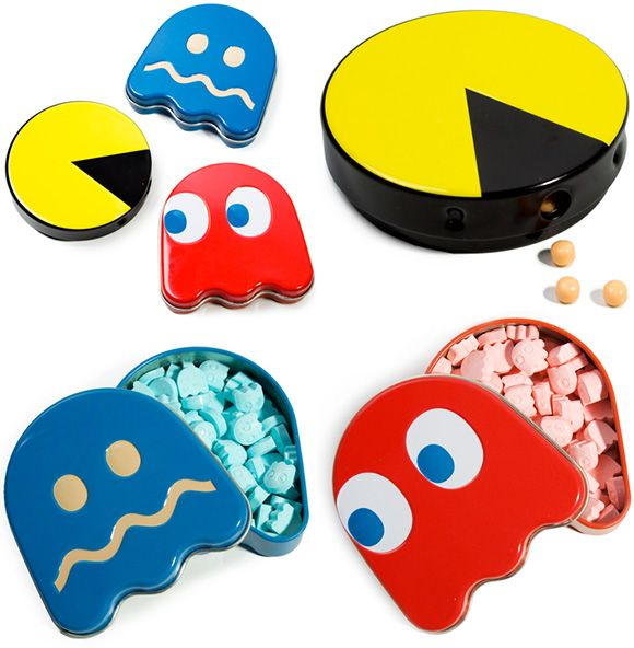 Pac-Man Power Pellet Sour Set