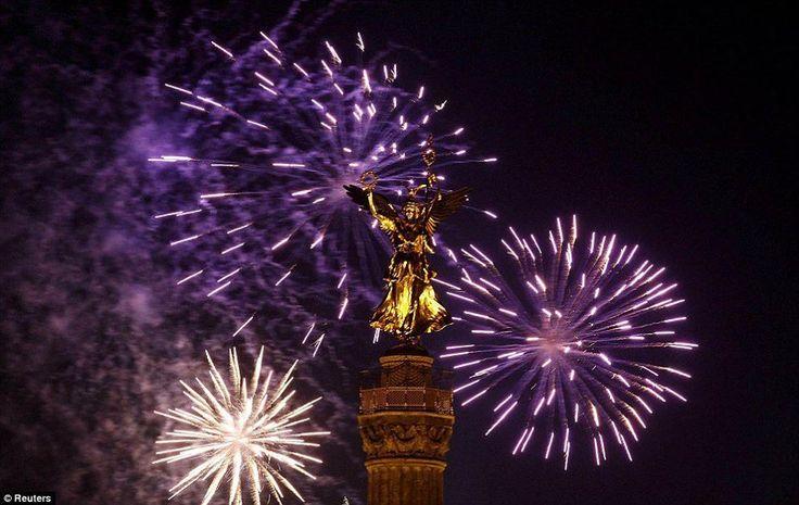 Happy New Year Berlin!
