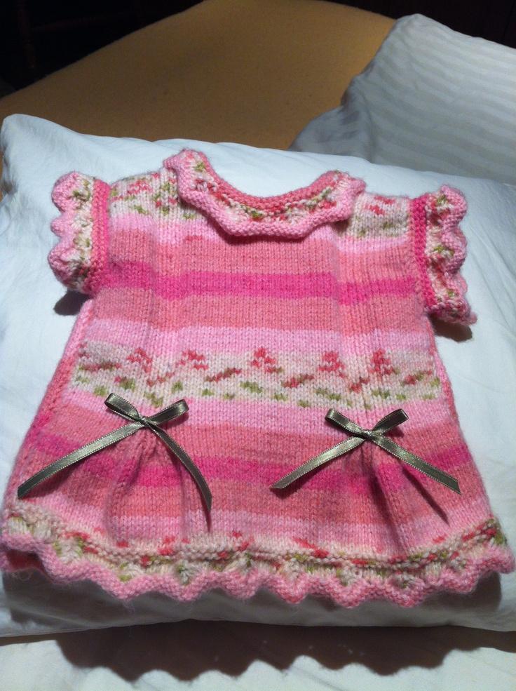 Encantador Pinterest Patrones Que Hacen Punto Para Bebés Ornamento ...