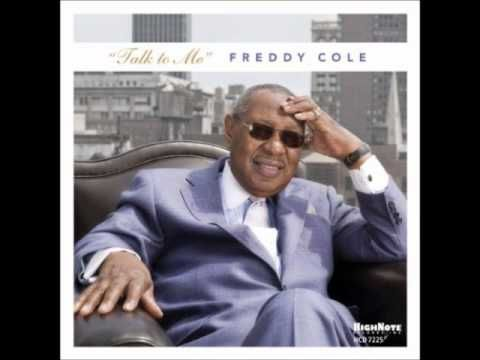 Freddy Cole - Speak to me of you