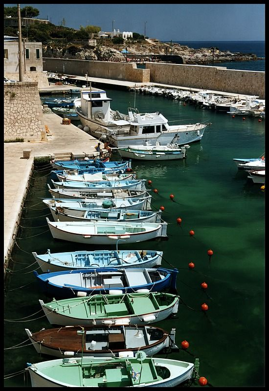 Tricase Port, Tricase, Lecce, Italy