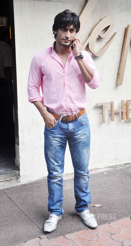 Vidyut Jamwal #Fashion #Style #Handsome #Bollywood