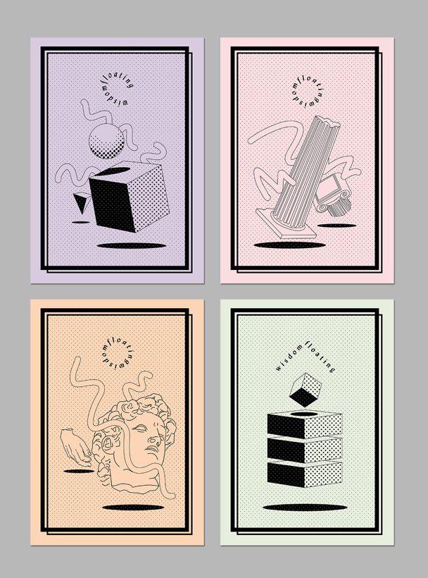 Andreu Serra, graphism, poster, clikclk