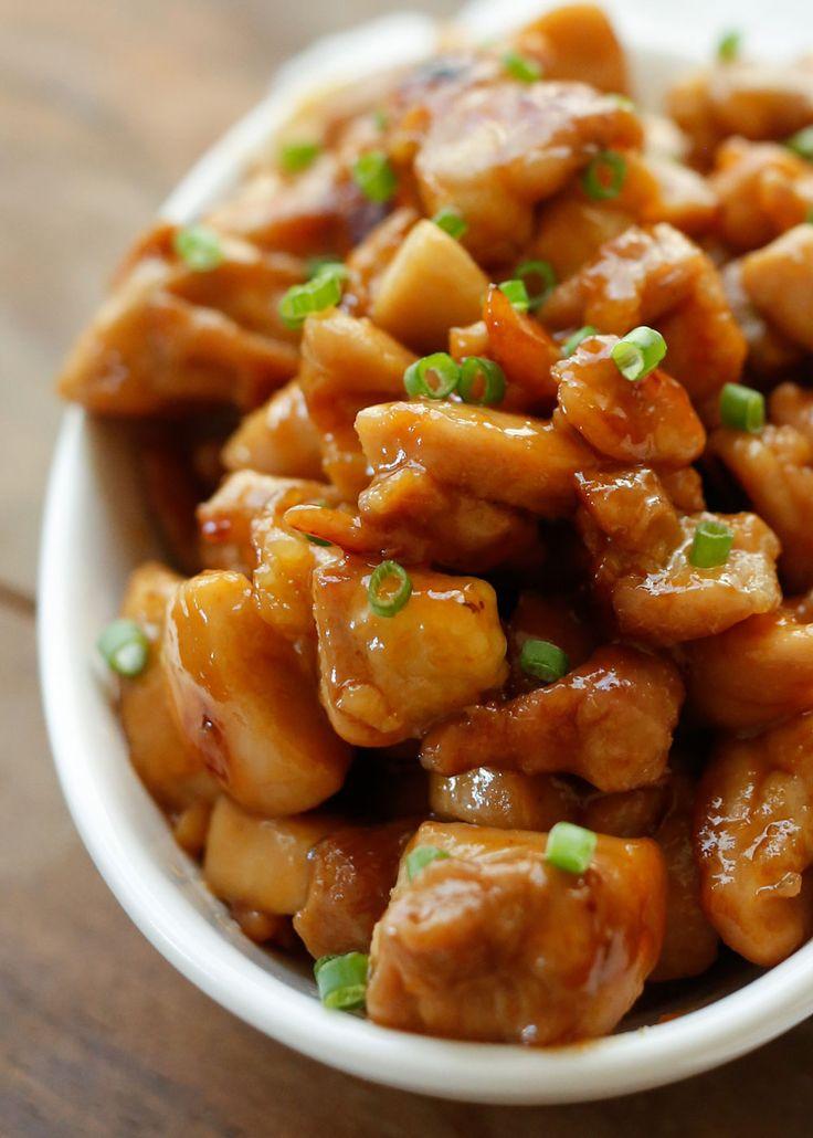 Honey Sriracha Chicken Bites   get the recipe at barefeetinthekitchen.com