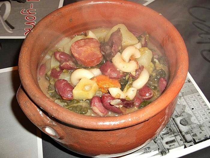 Sopa de Feijão - Receitas Para Todos os Gostos