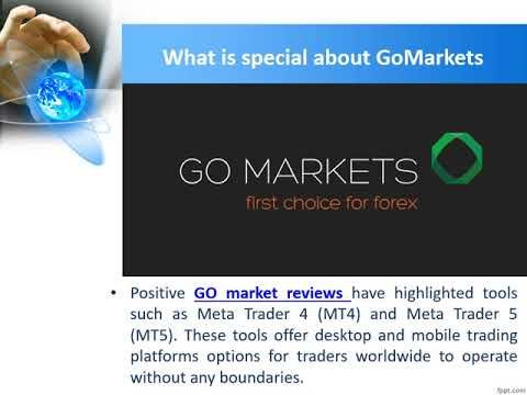 Go Market S Trading Tools Go Market Reviews Go Markets Forex