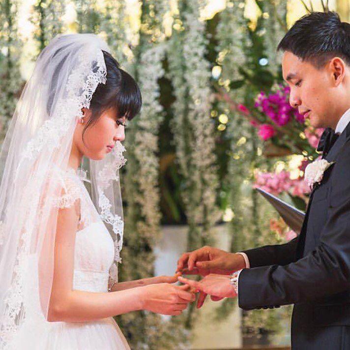 Happy 2nd wedding anniversary Clara and Philip! #lipandclarawed #weddingceremony @fssydney #fourseasons #fourseasonshotel. #weddingreception @parkhyattsydney #ParkHyatt
