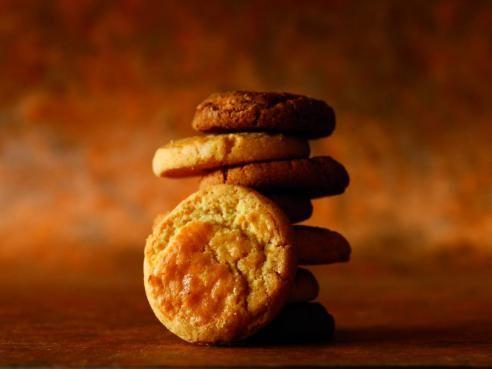Recette Cookies gourmands müesli, miel et cassis