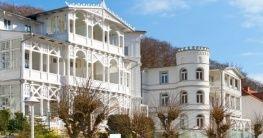 Unterkunft auf Rügen – Hotels, Ferienwohnungen