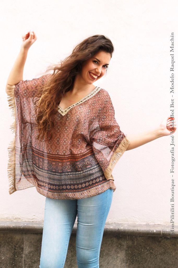 Blusas & Tops - Miss Pilitiliti, tienda online en Canarias, Moda mujer en Las Palmas, Tu boutique online en Canarias, Pilitiliti