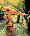 ABB Robotics historical timeline of more than 30 years