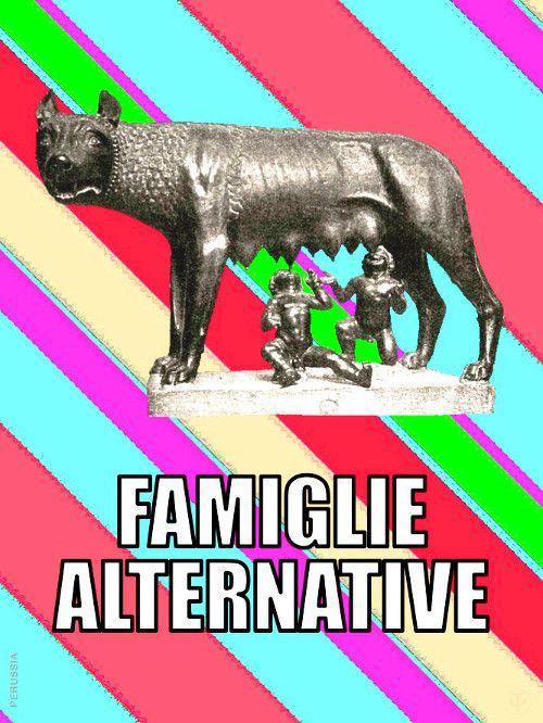 Famiglie Alternative