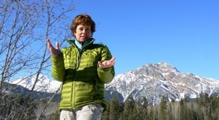 Paula Beauchamp - Walks and Talks Jasper
