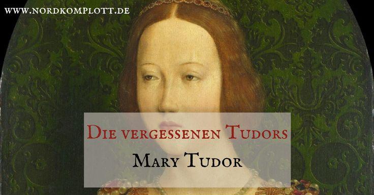 Mary Tudor, jüngere Schwester von Heinrich VIII. Viel weiss man von ihrem Bruder, seinen sechs Frauen und seiner jüngsten Tochter. Doch die Familie der Tudors hat noch mehr interessante Charaktere zu bieten. Doch häufig werden sie im Glanz ihrer berühmten Verwandten übersehen. Diese Personen will ich Euch gern vorstellen, denn auch sie haben spannende Geschichten zu erzählen.   Mary Tudor: Vo ...