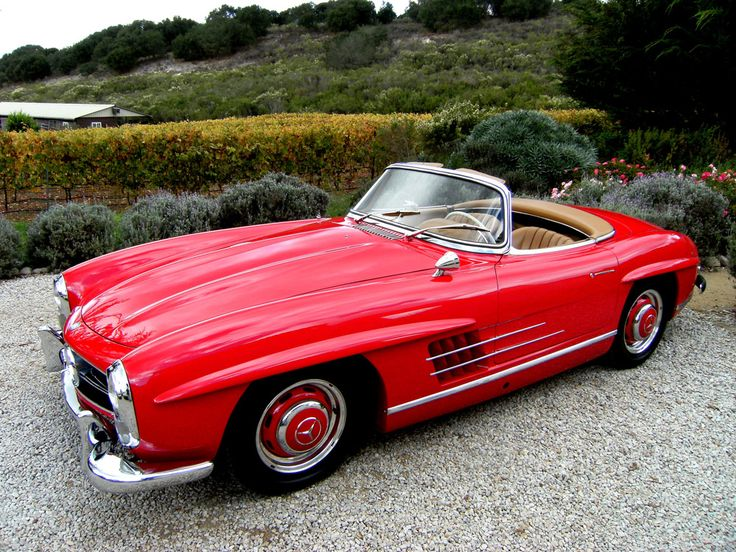 Cars for Sale Showroom Classic Collectible MercedesBenz