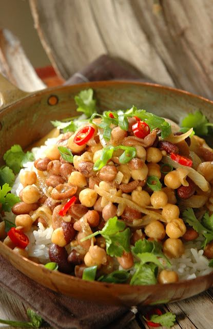 Chickpea Thai Curry - My Easy Cooking