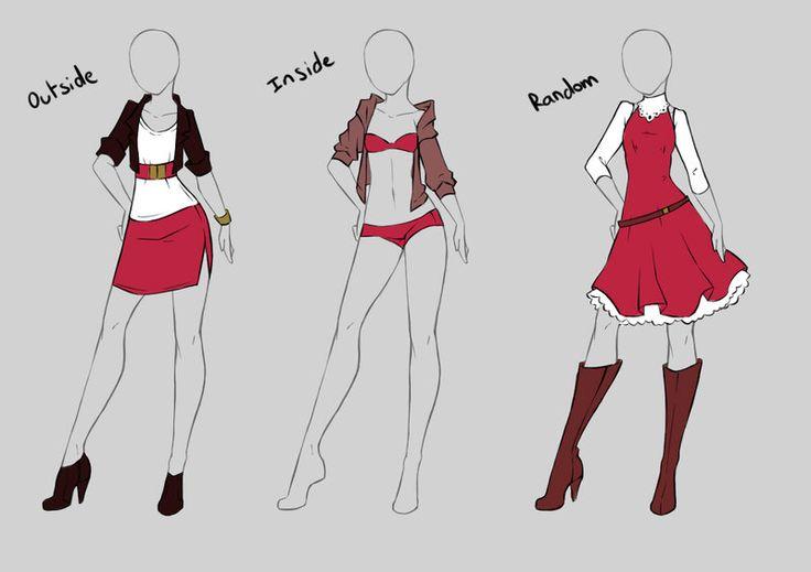Robes rouges. Je pense que c'est mes préférées .........