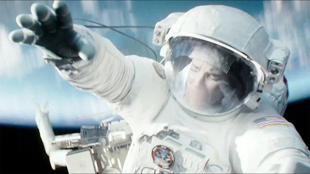 Gravity – review | Film | The Guardian
