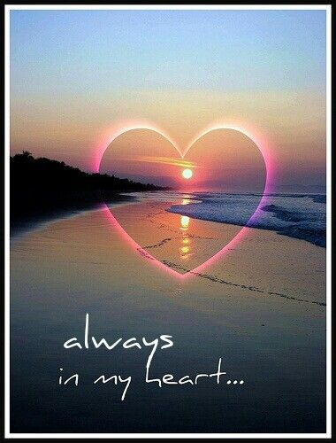Jesus ... is always in my heart.