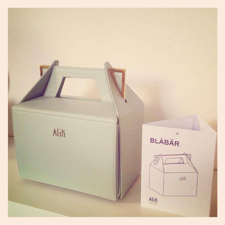 Blåbär #Pack Bag collection #Alik