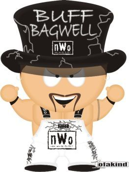 Buff Bagwell 2 SPW by jesuswuzagangsta