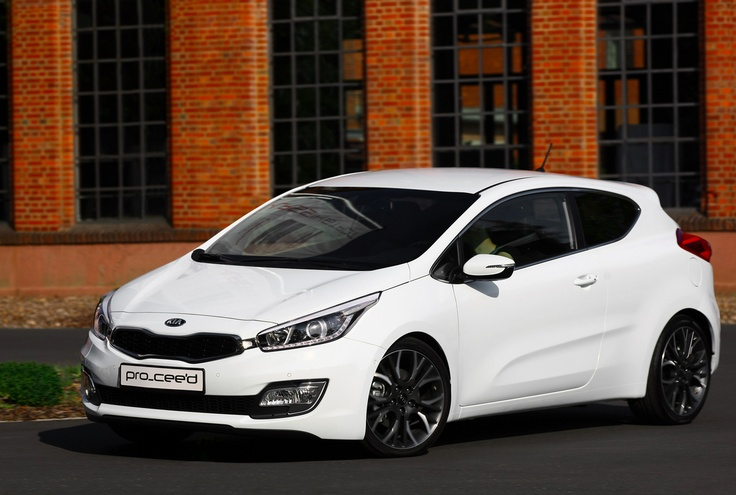 #Kia will reveal the all new pro_cee'd 3 door hatchback at the Mondial de l'Automobile (Paris Motor Show) on the 27th September