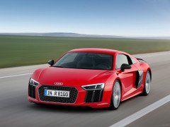 2016 Audi R8 V10 and V10 Plus Pics And Details http://www.carblogindia.com/2016-audi-r8-v10-v10-plus-pics-price-specs-top-speed-details/