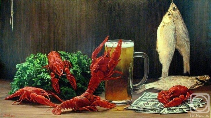 Споки, прикольные картинки рак и рыба