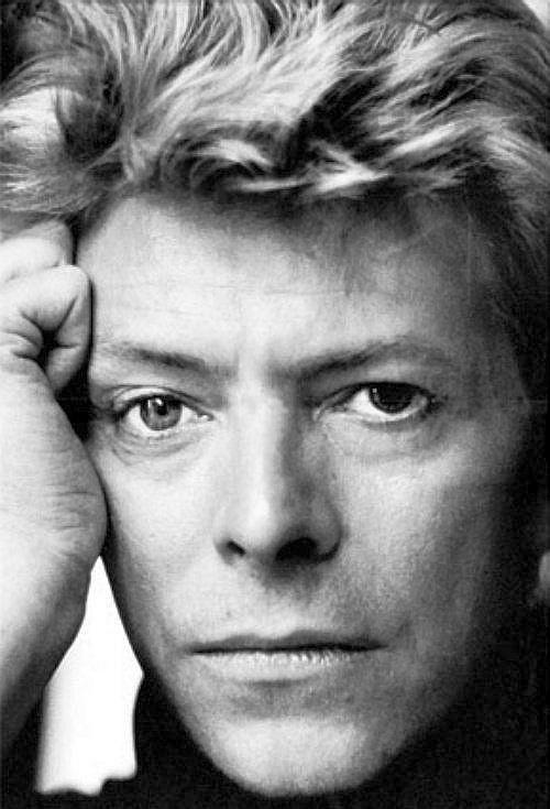 David Bowie by Anton Corbijn, 1983