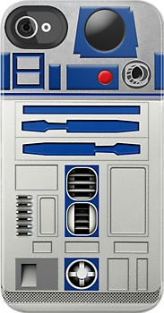 Star Wars - R2D2 Robot - iphone caseIphone Cases, Iphone 4S, 4S Cases, R2D2 Iphone, Star Wars, Stars Wars, Wars R2D2, Iphone 4 Cases, Starwars