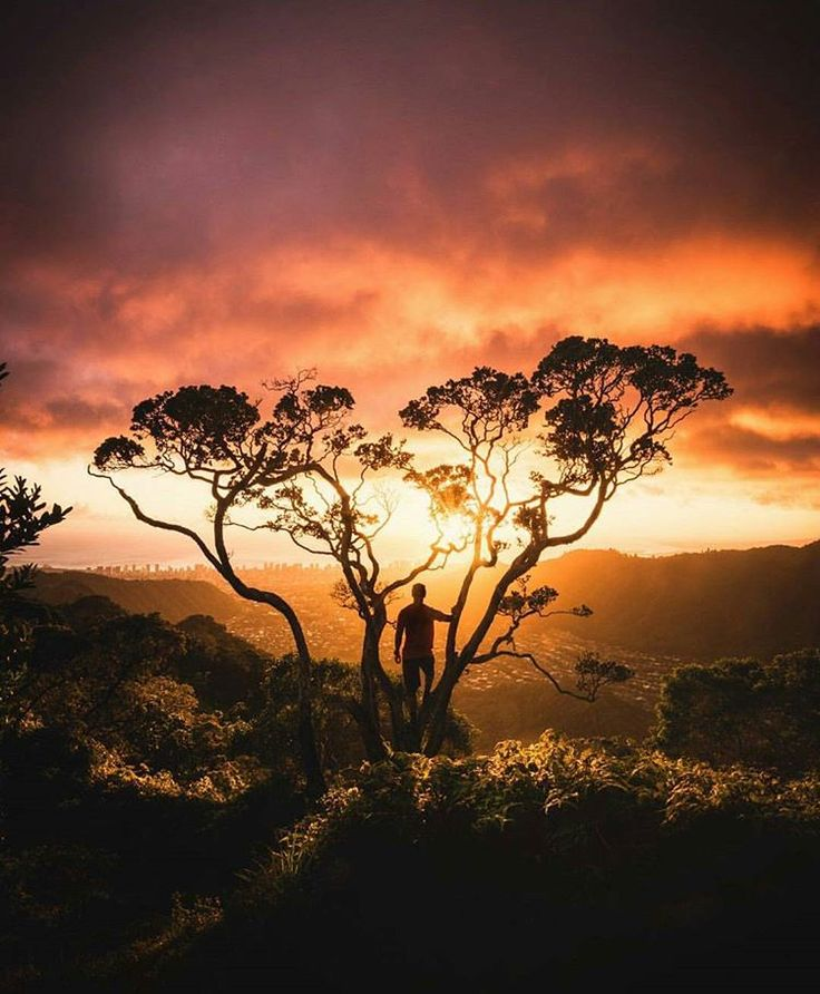 На закате...   Гора Олимп, Греция
