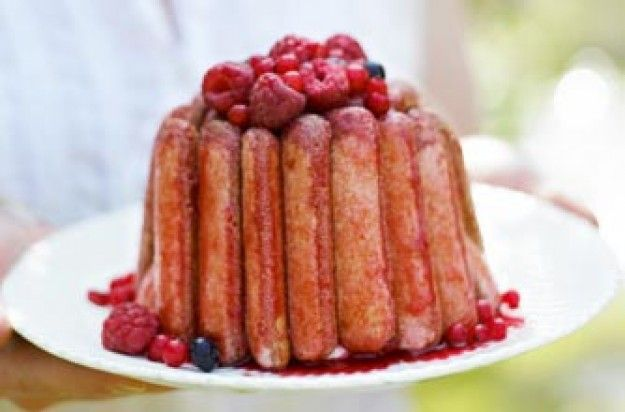 Essentials magazine, creamy fruit summer pudding