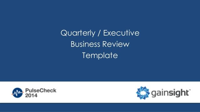 Quarterly business review template in word and pdf Quarterly - business review template