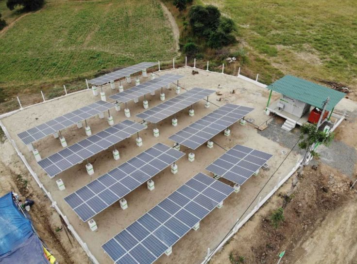 Us Backed Feasibility Study For 1370 Mini Grids Plus Storage In Nigeria Solar Solar Panels For Home Solar Panel Cost