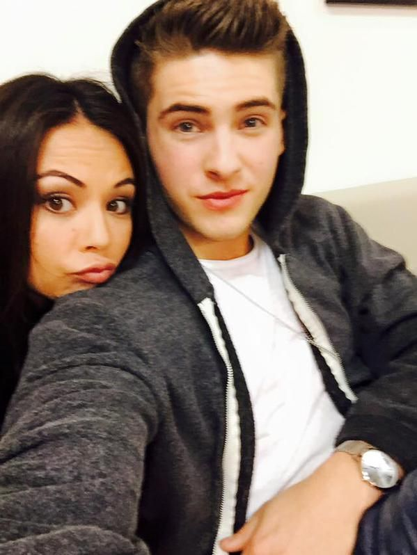 cody christian and janel parrish - Google Search