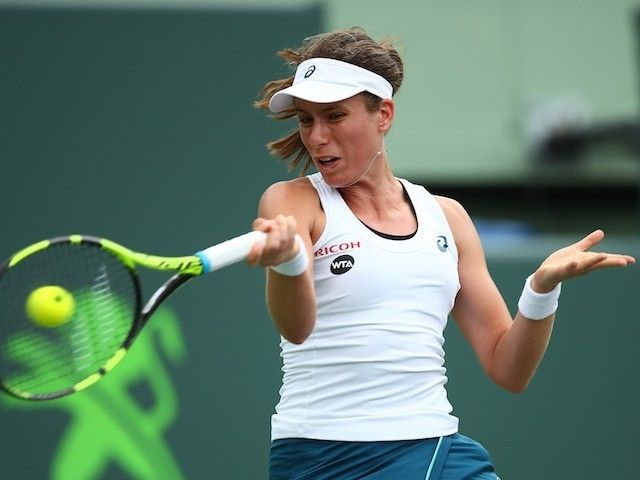 Result: Johanna Konta storms into Rogers Cup second round