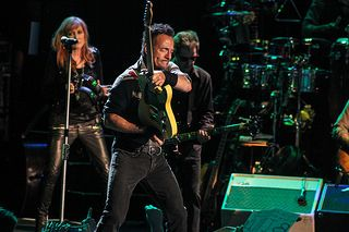 Bruce Springsteen & The E Street Band @ Cynthia Woods Mitchell Pavilion