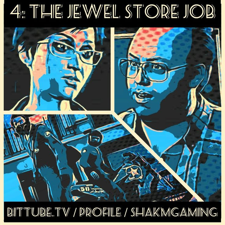 Grand theft auto 5 4 the jewel store job grand theft