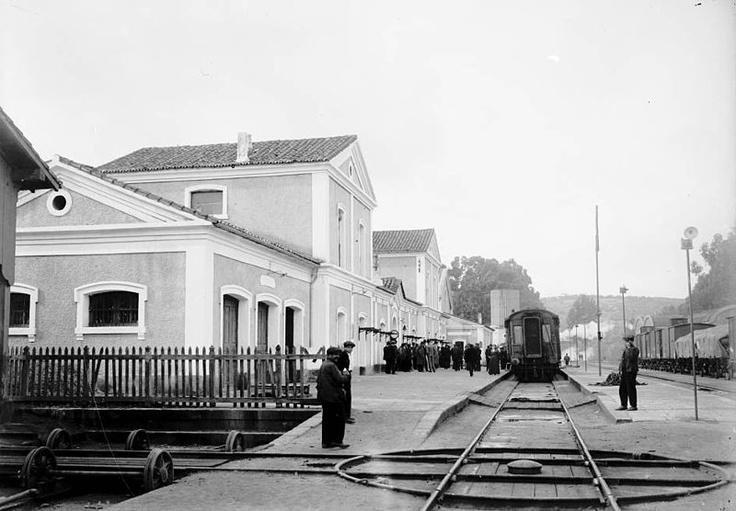Cais do Sodre (c.1900–1915), Lisboa, Portugal