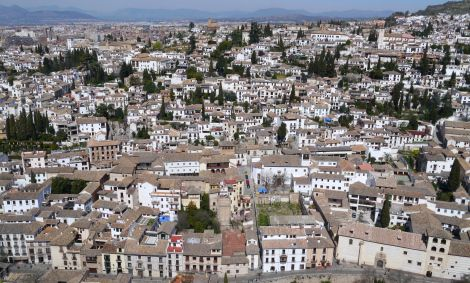 Granada http://theculturist.uk/2014/04/19/andalusia-a-spanish-seduction-2/