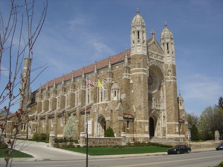 Ohio | Holy Rosary Catholic Cathedral in Toledo, OH - From your Trinity Stores crew.