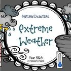 Natural Disasters – Extreme Weather Year 5/6 Science Unit – 127 pages  While this is a Science Unit it does also address outcomes for Reading, Writ...