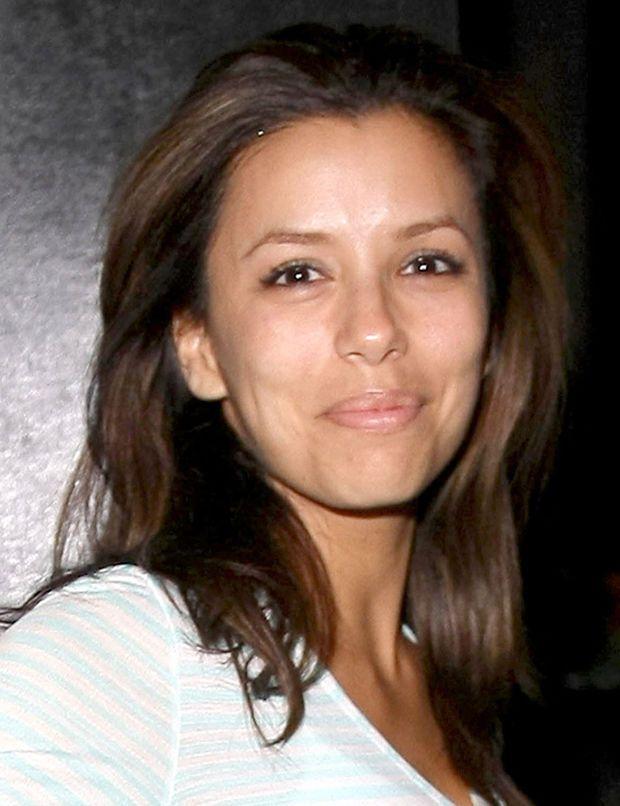 Eva Longoria sans maquillage