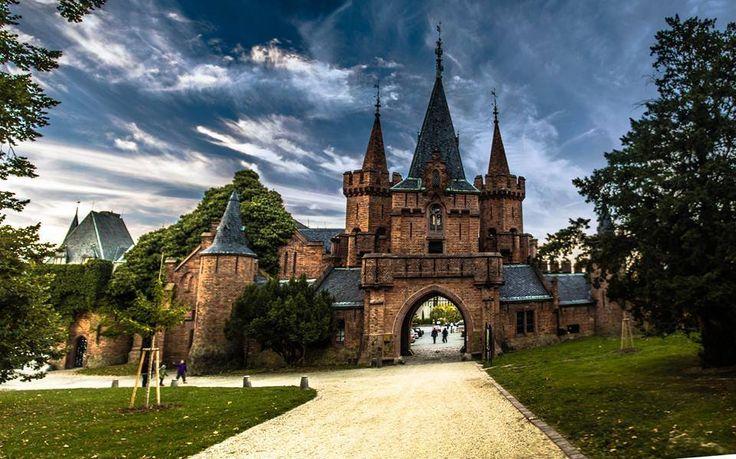 Hradec nad Moravicí, Czech republic