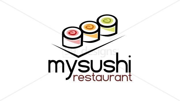 SushiRestaurant on 99designs Logo Store