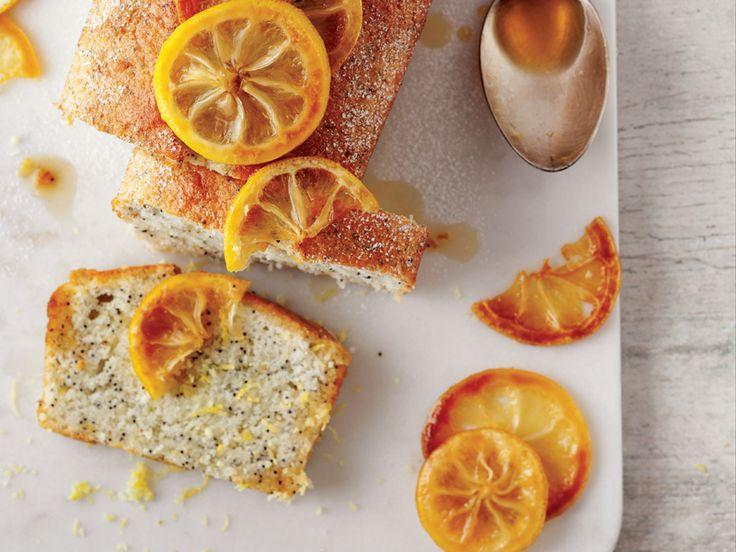 Haşhaşlı Ve Limonlu Kek Tarifi - Lezzet